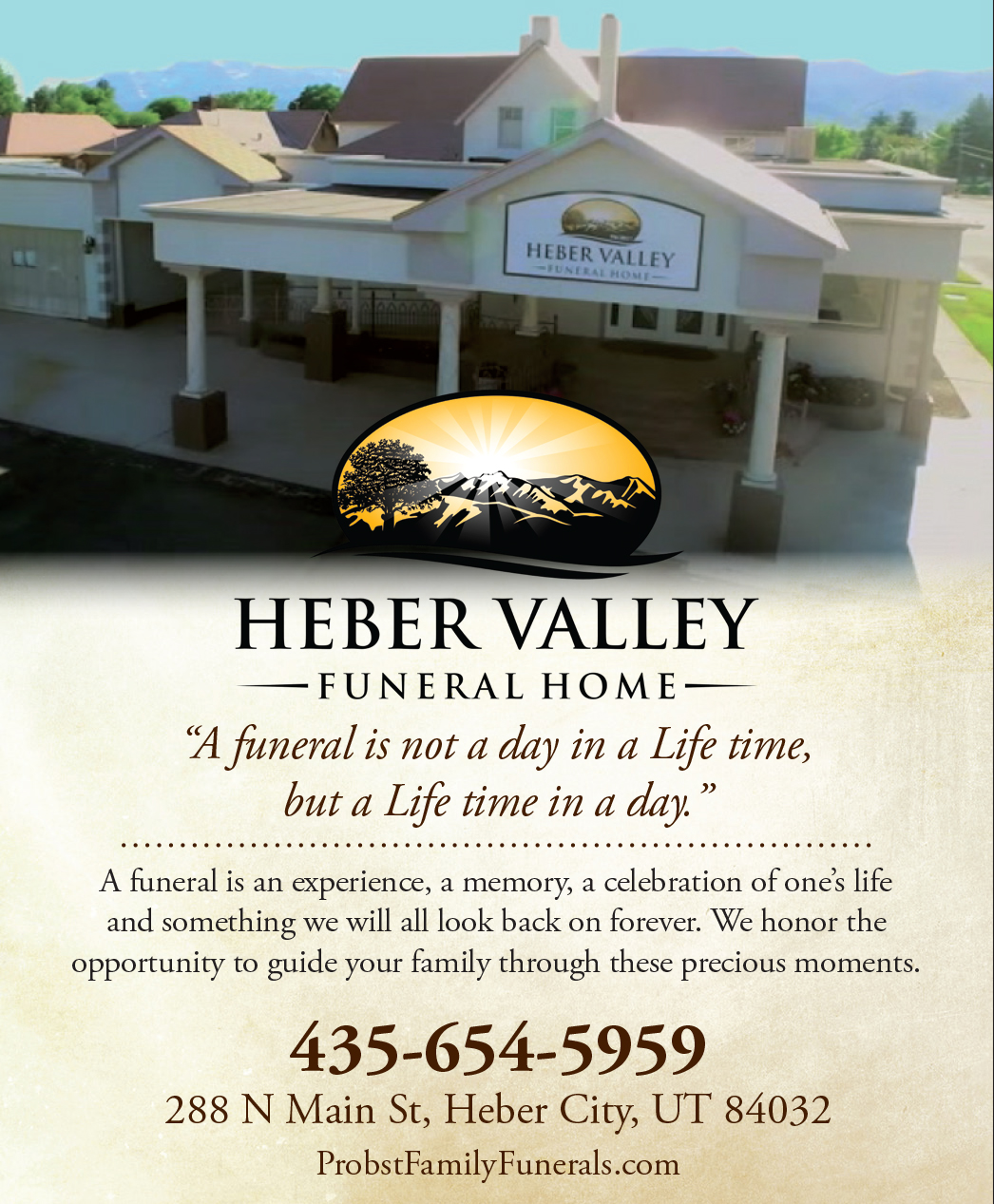 probst family funeral home